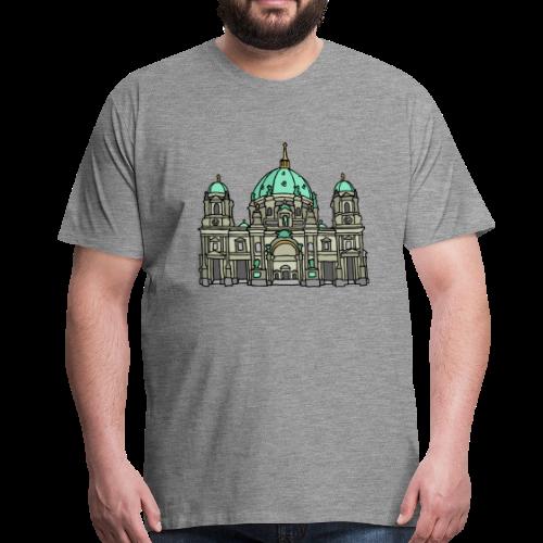 Berliner Dom  - Männer Premium T-Shirt