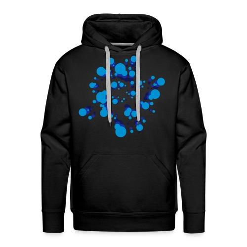 Bulles Psychédéliques v2 - Sweat-shirt à capuche Premium pour hommes