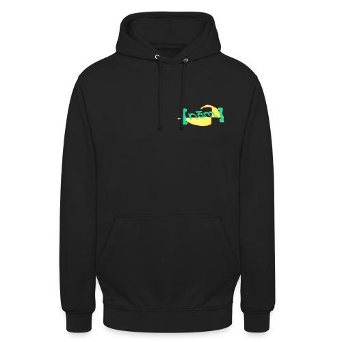 nam logo blurred - Unisex Hoodie
