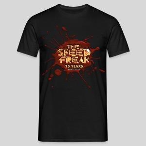 The SpeedFreak 25years BLOOD T-Shirt - Men's T-Shirt