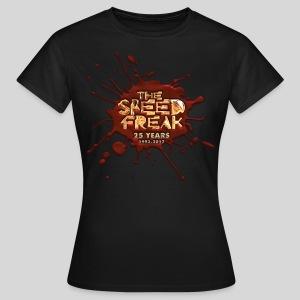 The SpeedFreak 25years BLOOD girl-shirt - Women's T-Shirt