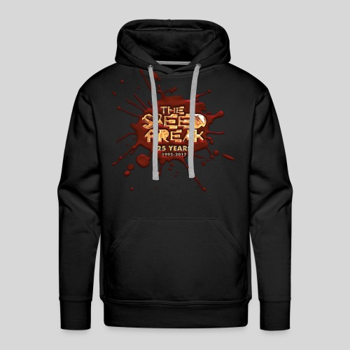 The SpeedFreak 25years BLOOD Hoodie - Men's Premium Hoodie
