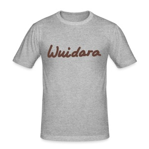 Wuidara - Männer Slim Fit T-Shirt