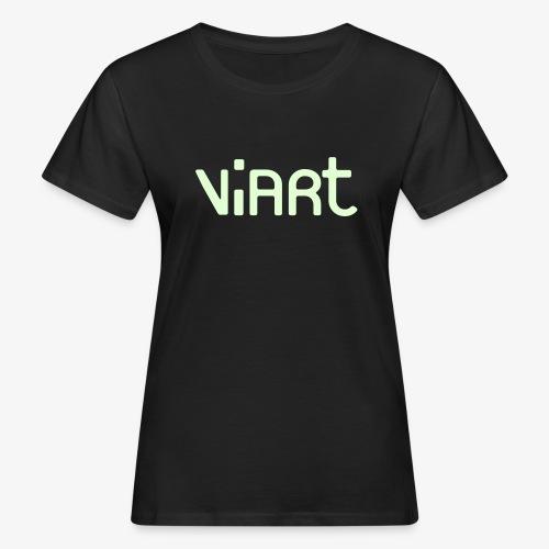 ViArt_T-shirt_f - Frauen Bio-T-Shirt