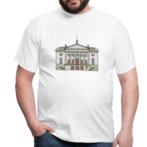 Staatsoper unter den Linden BERLIN - Männer T-Shirt