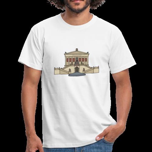 Alte Nationalgalerie BERLIN - Männer T-Shirt