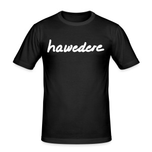 hawedere - Männer Slim Fit T-Shirt