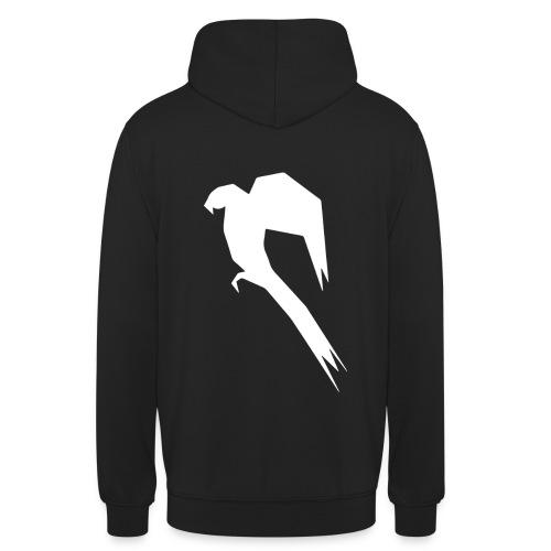 Freedome Emblem Black Hoodie - Unisex Hoodie