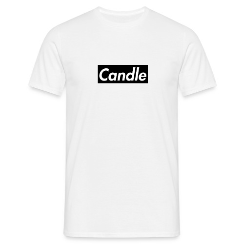 Candle - T-shirt Homme