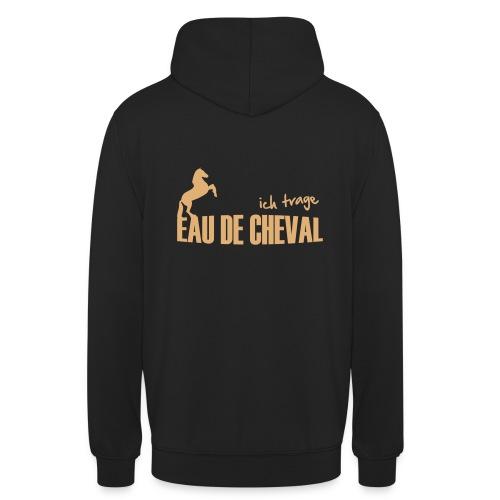 Ich trage EAU DE CHEVAL