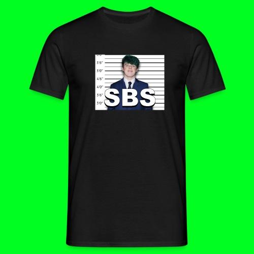 MUGSHOT SBS - Men's T-Shirt