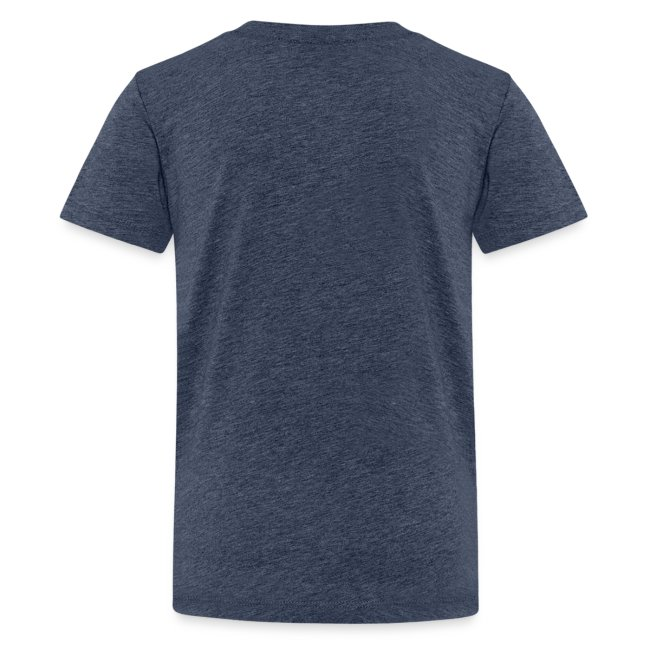Ross' Meeuw - Vlissingen - Teenager Premium T-shirt
