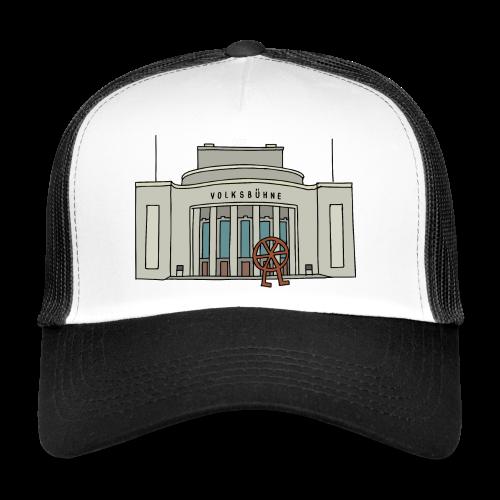 Volksbühne Berlin c - Trucker Cap