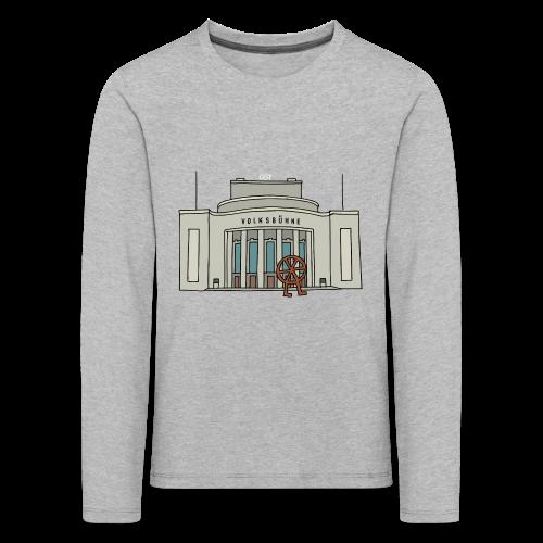 Volksbühne Berlin c - Kinder Premium Langarmshirt
