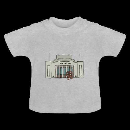 Volksbühne Berlin c - Baby T-Shirt