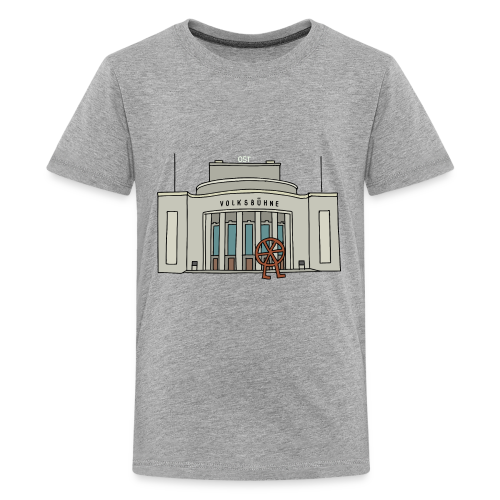 Volksbühne Berlin c - Teenager Premium T-Shirt