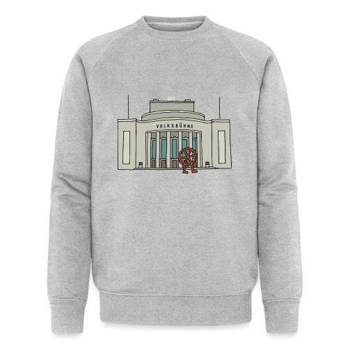 Volksbühne Berlin c - Männer Bio-Sweatshirt von Stanley & Stella