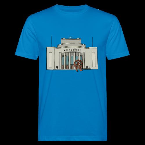 Volksbühne Berlin c - Männer Bio-T-Shirt