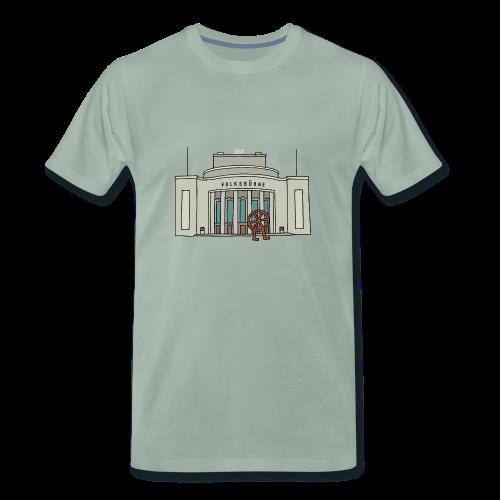 Volksbühne Berlin c - Männer Premium T-Shirt