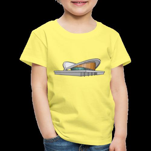 Kongresshalle Schwangere Auster Berlin - Kinder Premium T-Shirt