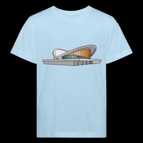 Kongresshalle Schwangere Auster Berlin - Kinder Bio-T-Shirt