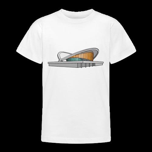 Kongresshalle Schwangere Auster Berlin - Teenager T-Shirt
