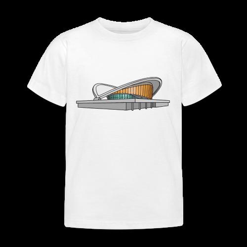 Kongresshalle Schwangere Auster Berlin - Kinder T-Shirt