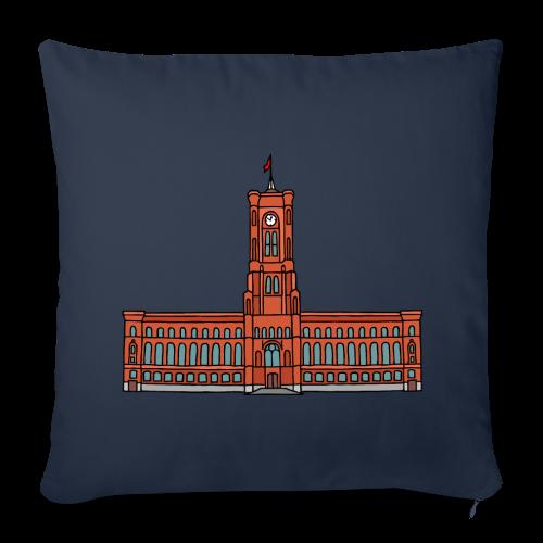Rotes Rathaus BERLIN - Sofakissenbezug 44 x 44 cm