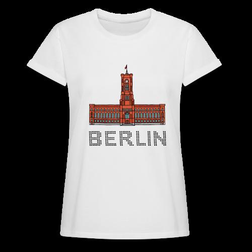 Rotes Rathaus BERLIN - Frauen Oversize T-Shirt