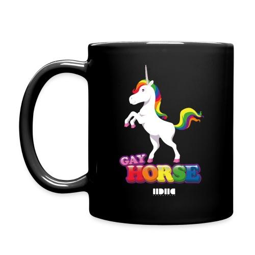 Unicorns are so gay - Enfärgad mugg