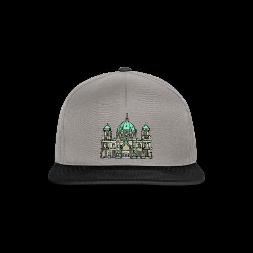 Berliner Dom  - Snapback Cap