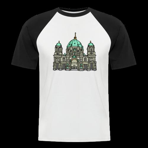 Berliner Dom  - Männer Baseball-T-Shirt
