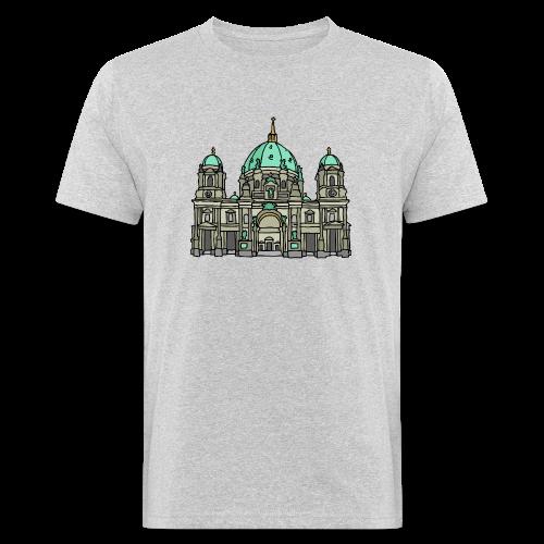 Berliner Dom  - Männer Bio-T-Shirt