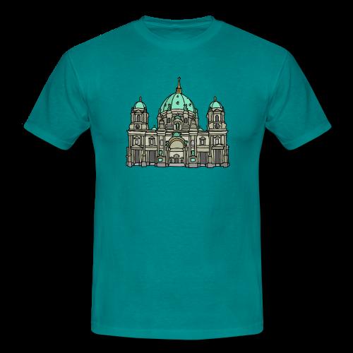 Berliner Dom  - Männer T-Shirt