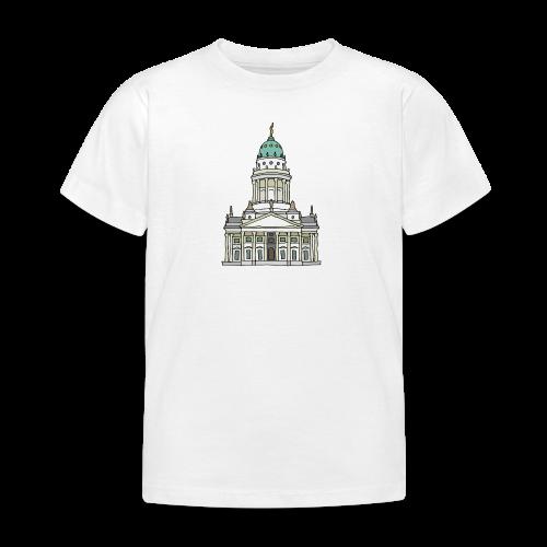 Französischer Dom Berlin - Kinder T-Shirt