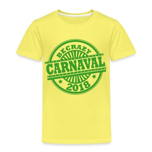 BECRAZY 2018 - Kinderen Premium T-shirt