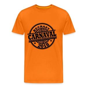 BECRAZY 2018 - Mannen Premium T-shirt