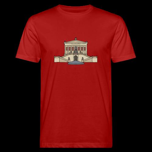 Alte Nationalgalerie BERLIN - Männer Bio-T-Shirt