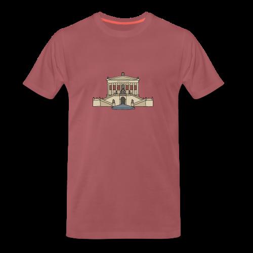 Alte Nationalgalerie BERLIN - Männer Premium T-Shirt