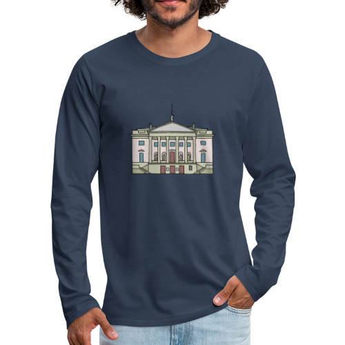 Staatsoper unter den Linden BERLIN - Männer Premium Langarmshirt
