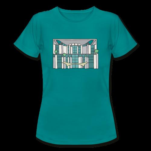 Kanzleramt in Berlin - Frauen T-Shirt