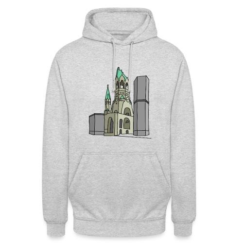 Gedächtniskirche BERLIN - Unisex Hoodie
