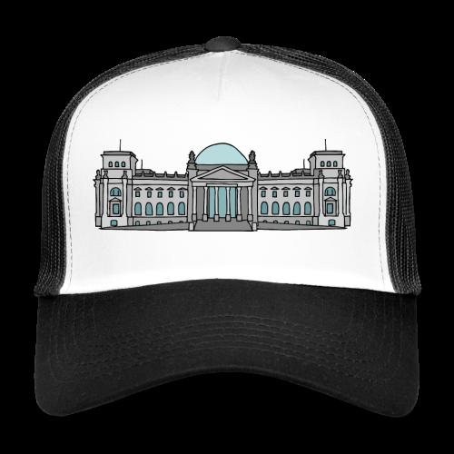 Reichstagsgebäude BERLIN - Trucker Cap