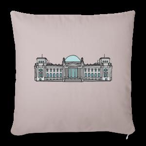 Reichstagsgebäude BERLIN - Sofakissenbezug 44 x 44 cm