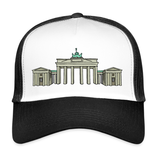 Brandenburger Tor BERLIN - Trucker Cap