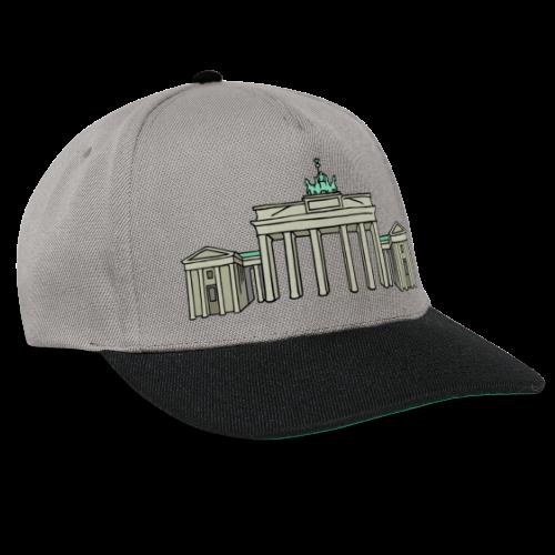 Brandenburger Tor BERLIN - Snapback Cap