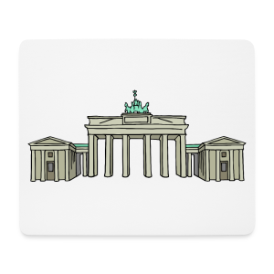 Brandenburger Tor BERLIN - Mousepad (Querformat)
