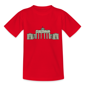 Brandenburger Tor BERLIN - Teenager T-Shirt