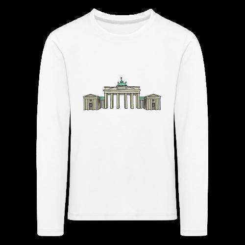 Brandenburger Tor BERLIN - Kinder Premium Langarmshirt