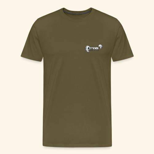 T-shirt Premium Homme - QREA
